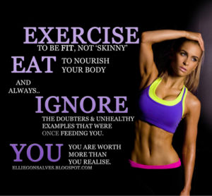 weight loss motivation tips at home