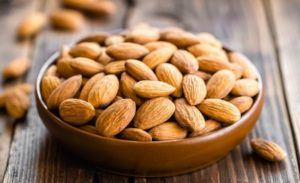 Almonds Burn Fat Naturally