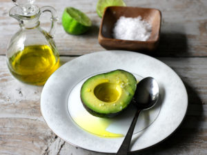 Avocado and Olive Oil to lose weight