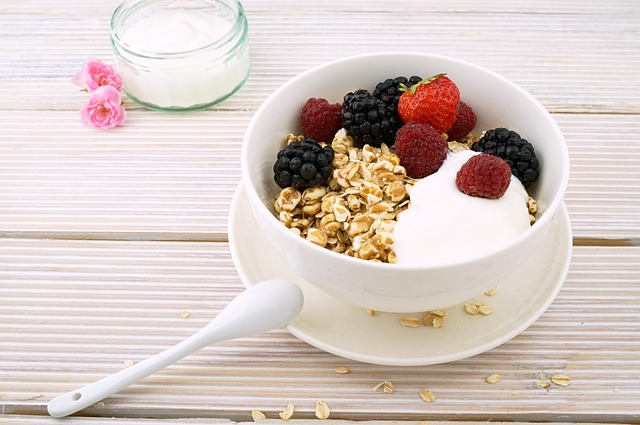 top 10 weight loss food- oatmeal